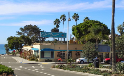 Solana Beach Location