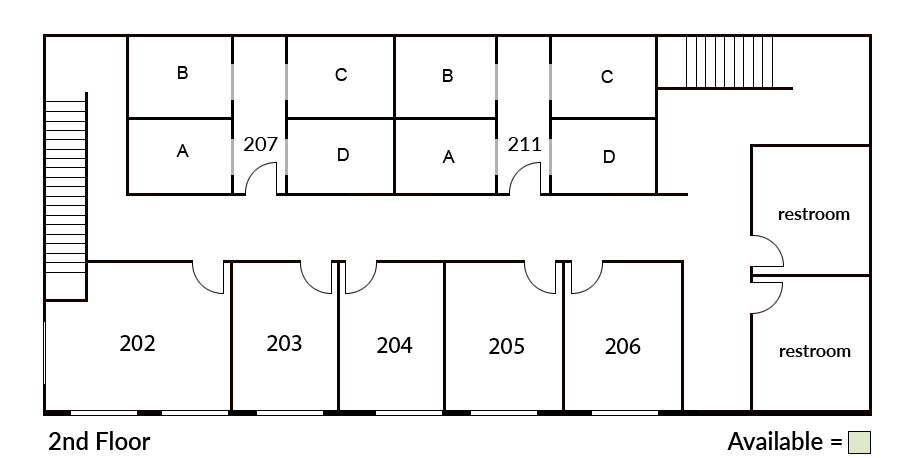 Poway Location Floorplan